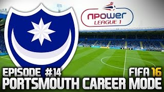 FIFA 16: PORTSMOUTH CAREER MODE #14 - SEASON TWO BEGINS!
