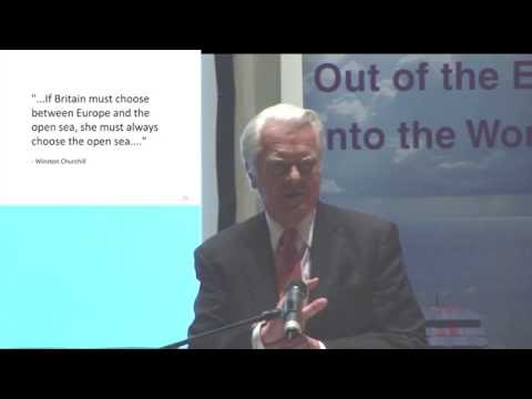 Brexit Public Meeting Plymouth May 23rd 2016 Dr David Owen