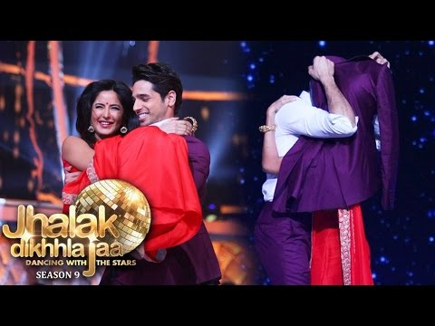 Sidharth Malhotra & Katrina Kaif RECREATE Aashiqui 2 On Jhalak Dikhhla Jaa 9