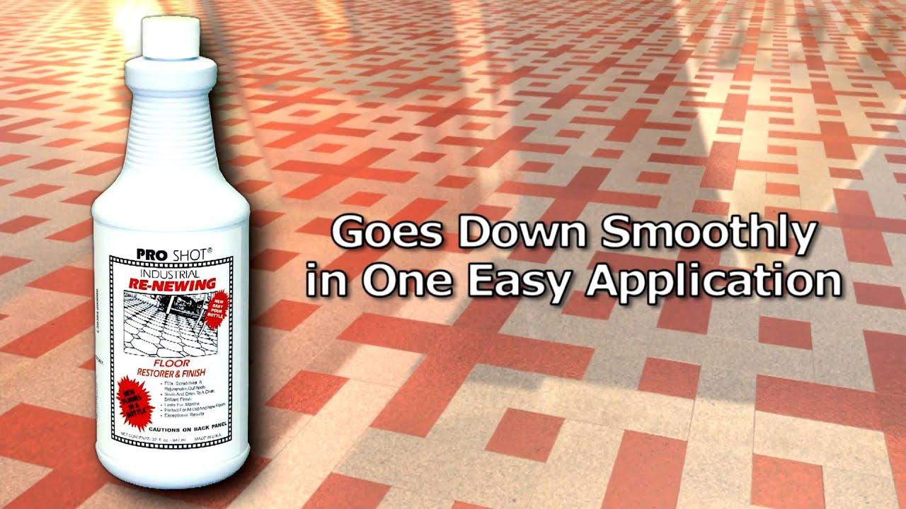 Shining No Wax Floors   Floor Protection