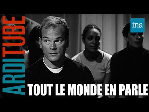 Tout Le Monde En Parle avec Jean Yanne, Gad Elmaleh   25/11/2000   Archive INA