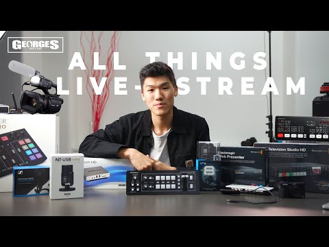 Beginner To Pro Live-Streaming Setups! | PRODUCT BREAKDOWN