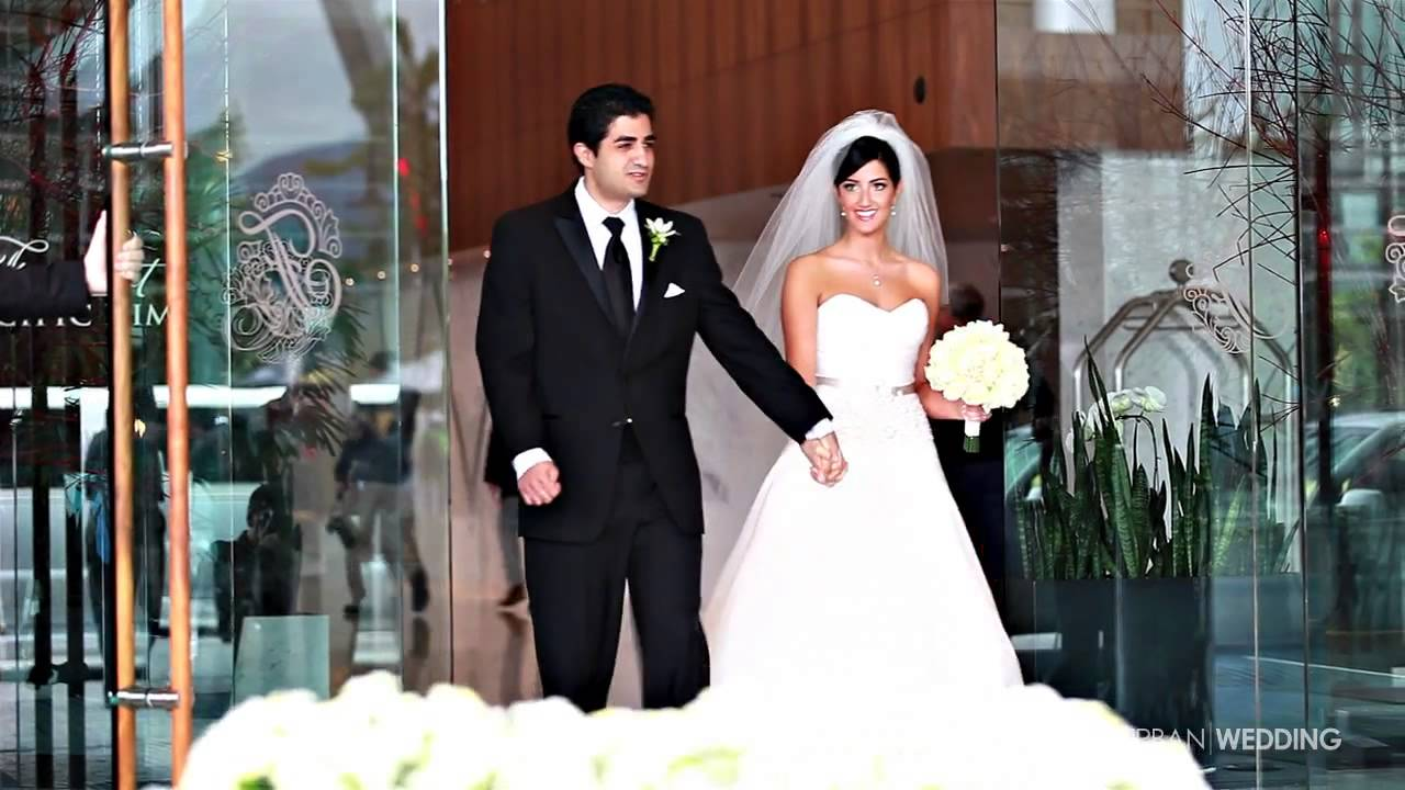 Epic Persian Wedding Shot In Beautiful Vancouver Bc Youtube