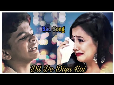 dil-de-diya-hai,cover-song-by-satyjeet-jena