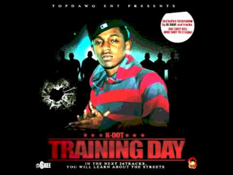 Kendrick Lamar (Kdot) - Training Day [Full Album]