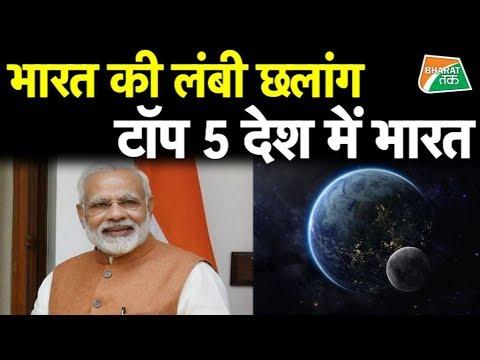 निर्धारित लक्ष्य से पहले ही भारत ने हासिल किया वैज्ञानिक शोध में ये मुकाम