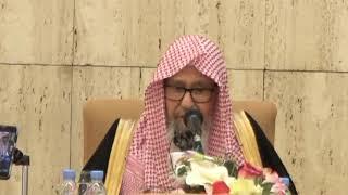 وصايا مهمة    الشيخ صالح الفوزان