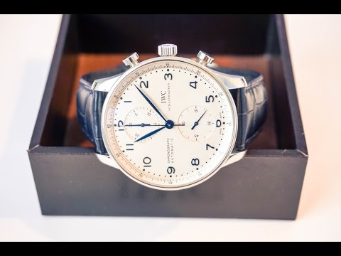 IWC 3714 Portugeuse Watch Review