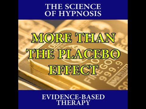 Toronto Hypnotherapist's Hypnosis Clip # 023 - More Than the Placebo Effect