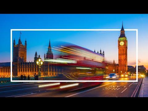 London, United Kingdom in 4K