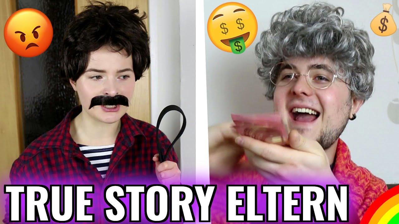 True Story Eltern