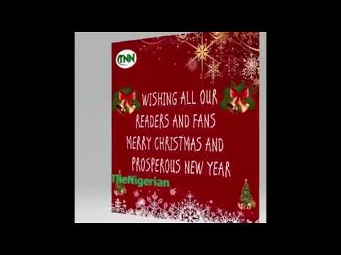 Wishing all our readers and fans merry Christmas and a prosperous new year. Mp3