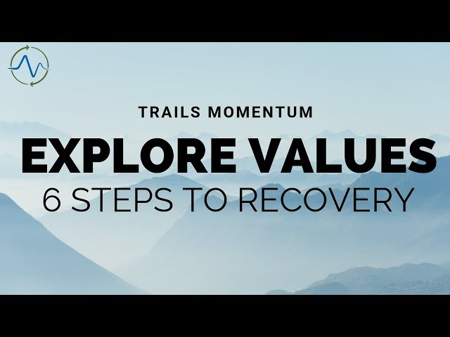 Explore Values - 6 Steps to Recovery