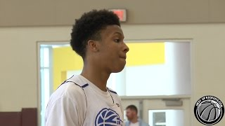 Romeo Langford Highlights in 2015 Super Sophomore Camp - New Albany 2018 Wing