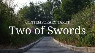 Two of Swords: Description in 3 Minutes