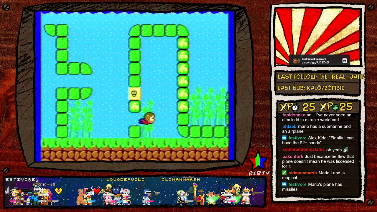 Grasp System Video games with the Retro Buddies! [Stream VOD
