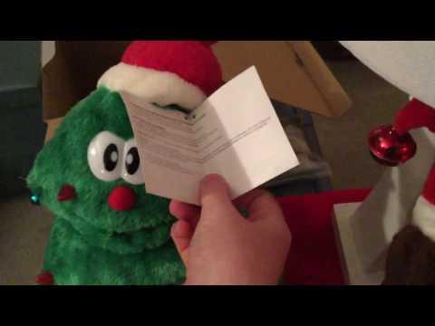 Walgreens Christmas Animated 2015 DanDee Rockin' Robbie