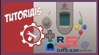 INSTALAR E CONFIGURAR EMULADOR DE DREAMCAST REDREAM PARA PC- FUNCIONANDO 100% - 2018