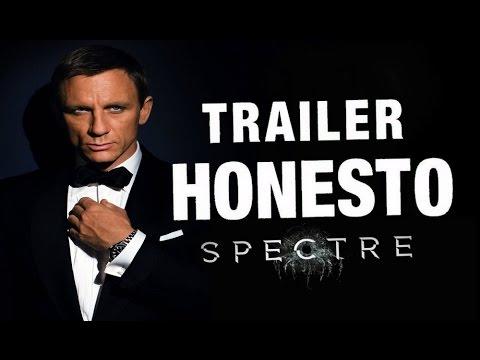 Trailer do filme 007 Contra Spectre