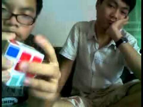 Rubik luyện tập