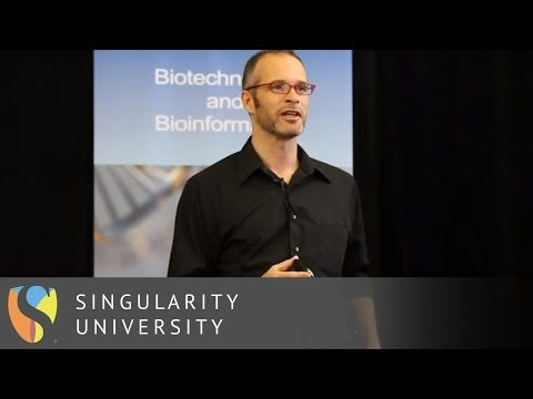 Andrew Hessel, an Introduction to Synthetic Biology | Singularity University