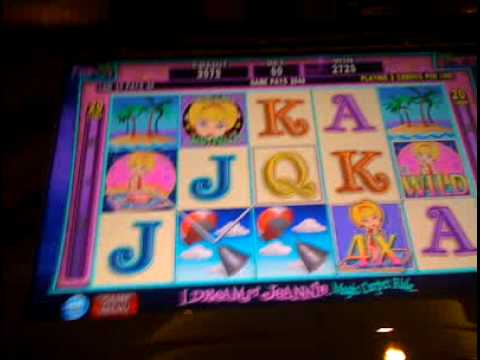 Dream jeannie slot machines las vegas breckenridge casinos