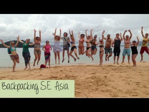 Backpacking South East Asia