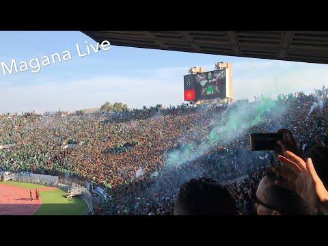 Raja Casablanca Vs Cara Brazzaville 1-0 فبلادي ضلموني Fbladi Dalmouni