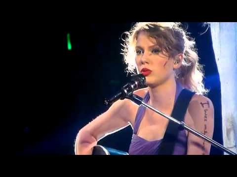 Taylor Swift   Last Kiss   Official Live Video   YouTube