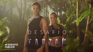 A Lenda de Tarzan - #DesafioTarzan | Semana 6 (Final)