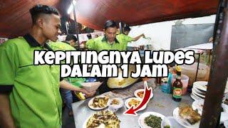 KEPITING LUDES TERJUAL DALAM 1 JAM !! SEAFOOD TERENAK  DI JAKARTA