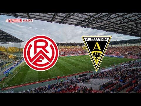 18. Spieltag: RWE - Alemannia Aachen (Saison 2019/2020)
