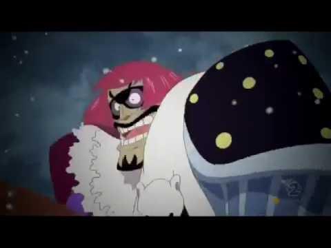 One Piece MOVIE 9 AMV Luffy Vs Masshuru