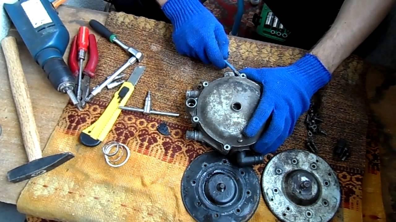 Ремонт газового редуктора ловато своими руками видео фото 232