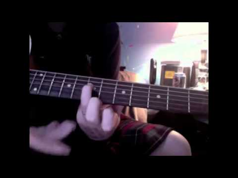 Amber 311 Guitar Tutorial Youtube