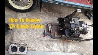 Video Gini Cara Turunin Mesin VW Kombi   DIY Removing VW Kombi Engine download MP3, 3GP, MP4, WEBM, AVI, FLV Juli 2018
