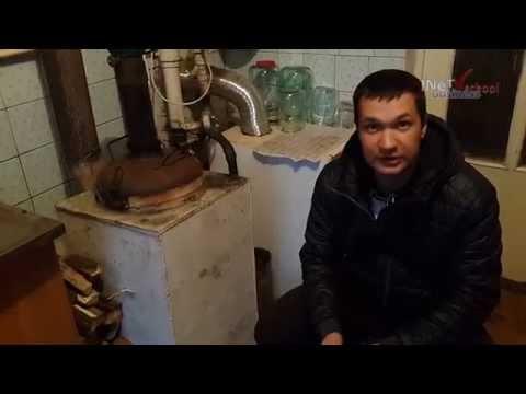 видео: Как сделать самодельный котел длительного горения! Уже топит дом!