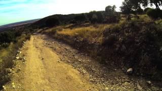 TREK accident bike Madrid - Spain Gopro hero 4