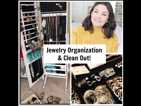 Cleaning Out & Organizing My Jewelry Collection!