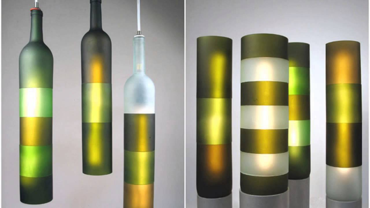 Recycled wine bottle glasses - 27 Creative Inspiring Ideas Of How To Recycle Wine Bottles Into Pieces Of Art Homesthetics Inspiring Youtube