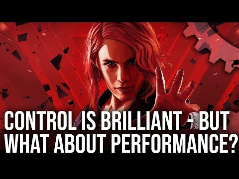 Control Console Analysis: A Brilliant Game But What's Up With Performance?