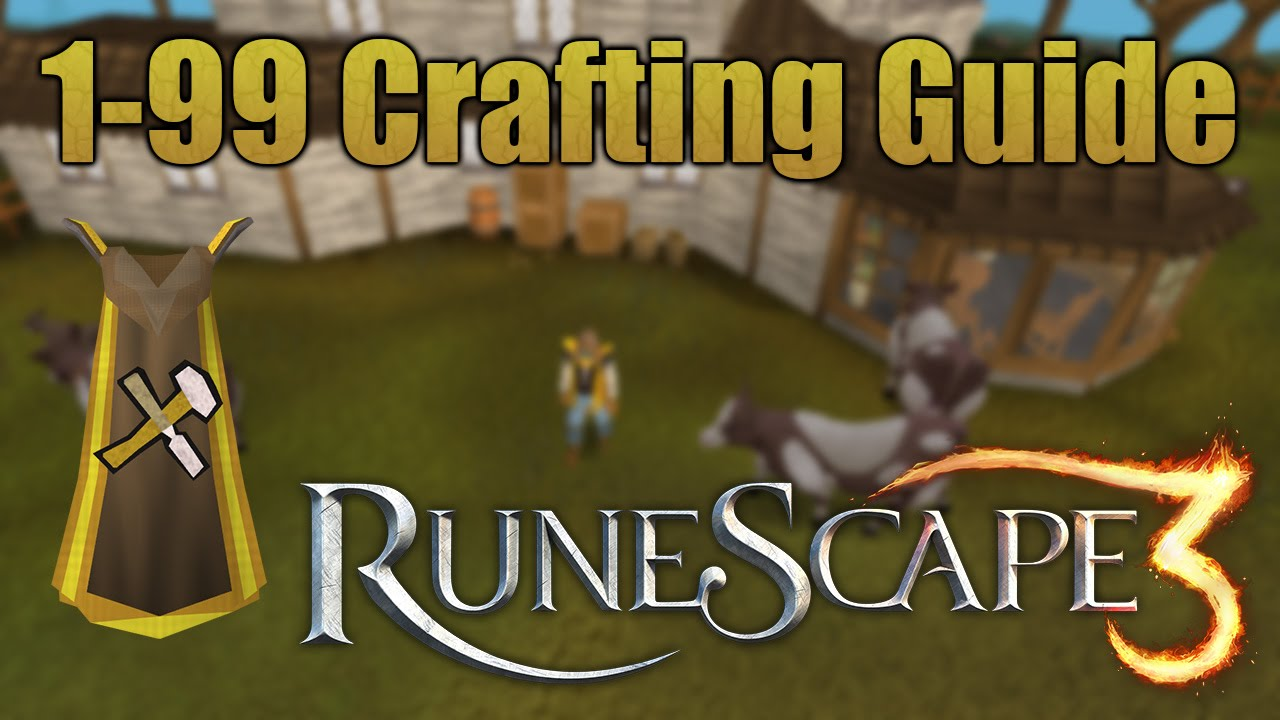 crafting guide runescape runescape 3 1 99 crafting guide p2p 1735
