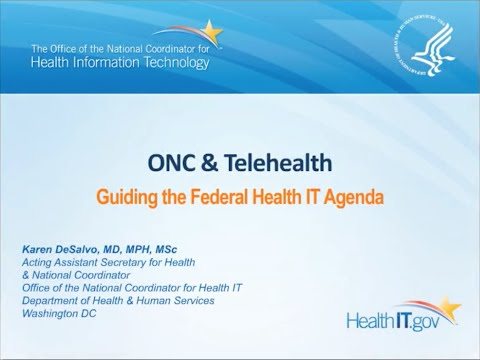 Guiding the Federal Health IT Agenda