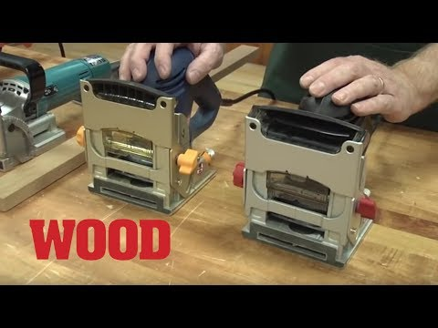 What To Look For In A Biscuit Joiner Wood Magazine Youtube