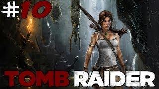 Tomb Raider 2013 Gameplay Walkthrough | Part 10 | SUPERNATURAL SAMURAI!