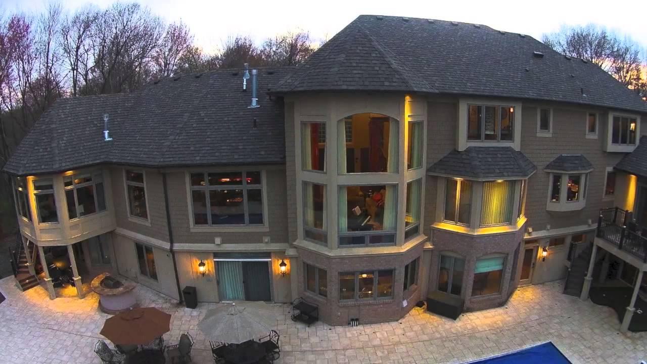 Luxury estate for sale north oaks minnesota for Minnesota mansions for sale
