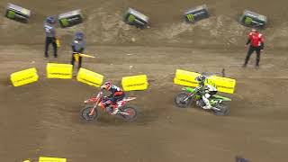 450SX Main Event highlights - Indianapolis