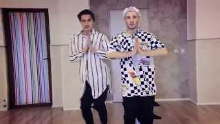 Farc Madalin &amp Emil Rengle Lariss - Dale Papi (Dance)