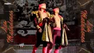 2013 Los Matadores 1st New WWE Theme Song Ole Ole Download Link