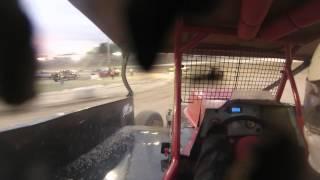 Fulton Speedway 7/23/14 Sportsman Consi - Hilary Ward